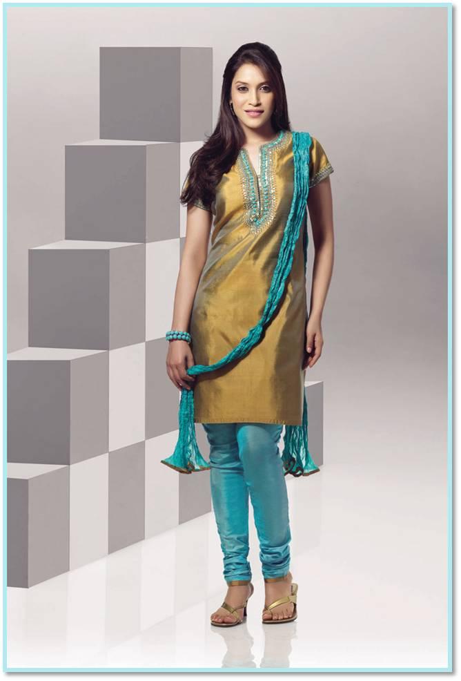 Ethnic Indian Dress