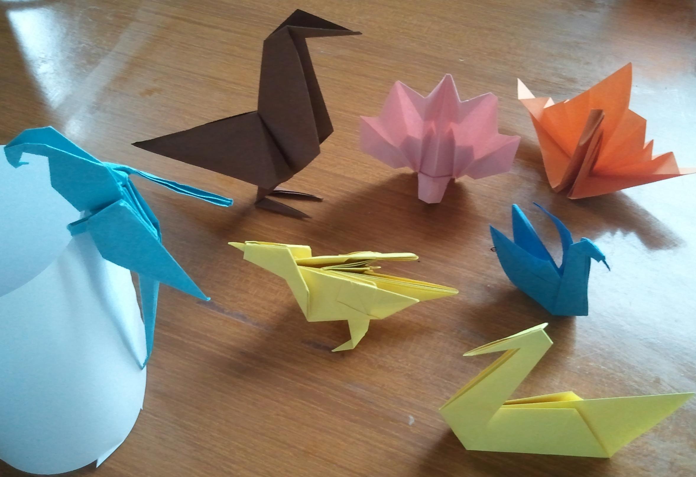 Origami Paper Mini - 4